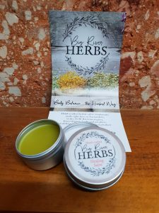 Healing Salve by Big River Herbs